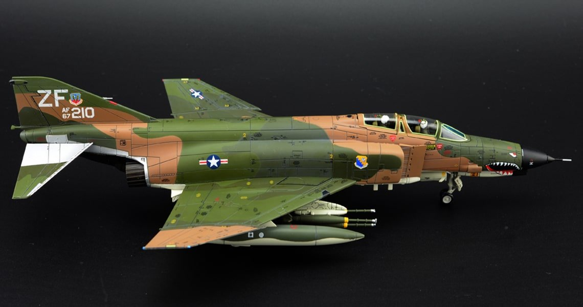 Air Commander Ac1005 1 72 Scale F 4e Phantom Ii Usaf
